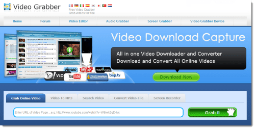 Online Youtube Download Tool