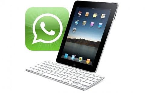 Whatsapp on ipad without jailbreak