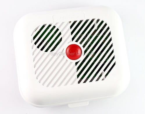 smoking alarm spy cam