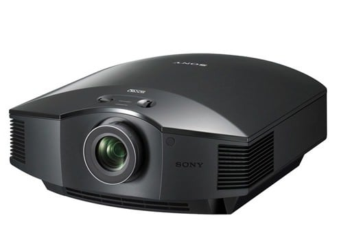 sony VPL-HW50ES review
