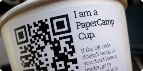 qr code advertising marketing