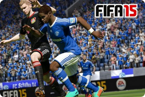 fifa 15 PS4 game