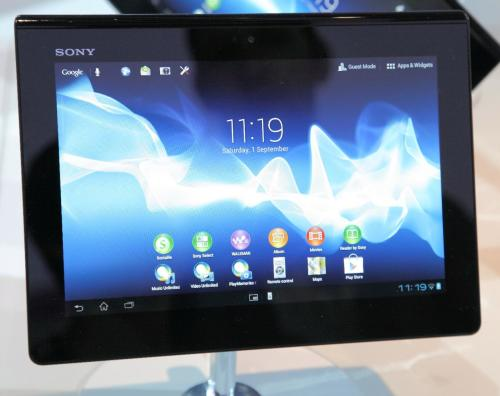 The Sony Xperia Z3 Tablet Compact