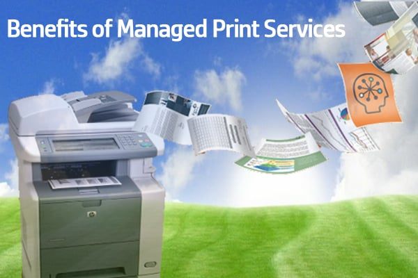 benefits of printer for business