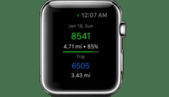 StepWise apple watch app