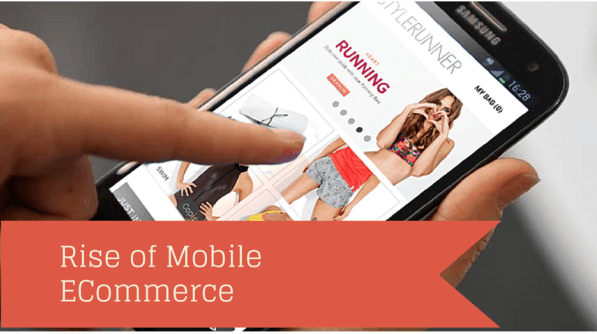 rise of mobile ecommerce