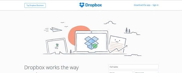 dropbox cloud tools for web designers and developers