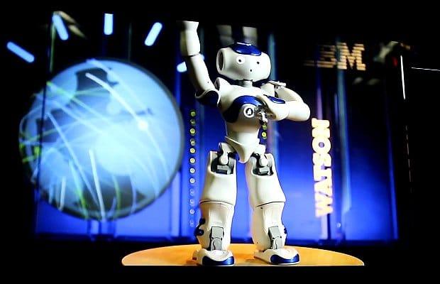 NAO IBMWatson Robot