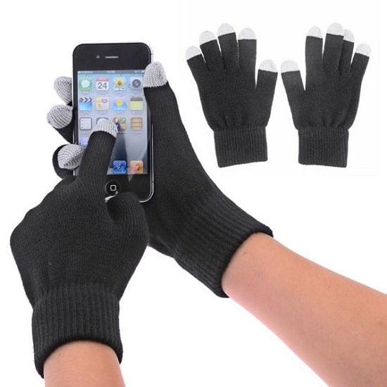 touchscreen glove techgyo travel gadget for winter