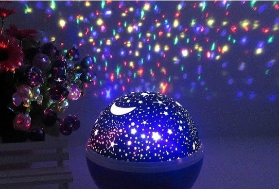 Projector gift for a sky full of stars