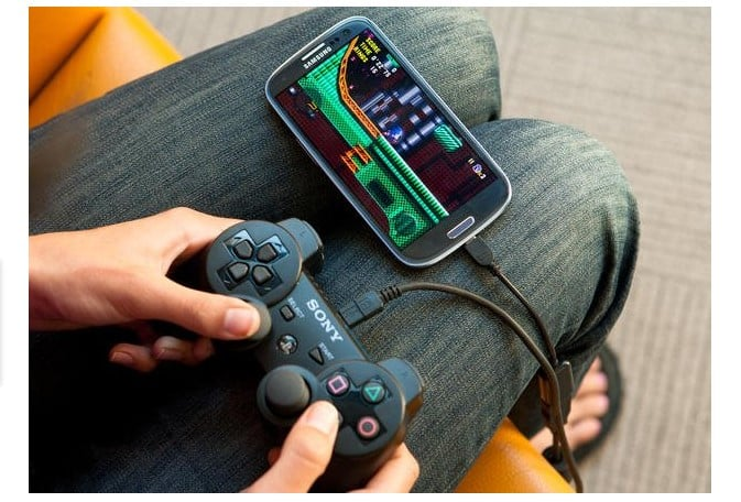 USB OTG CABLE - Game Controller