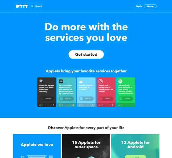 Boost Your Productivity With IFTTT
