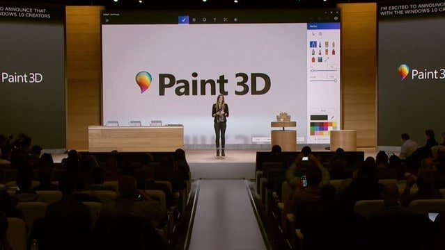 Unveiling MS Paint 3D