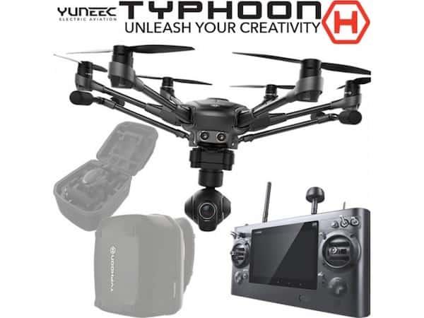 Yuneec Typhoon H top 3 drones