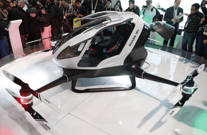 passenger drone aviation