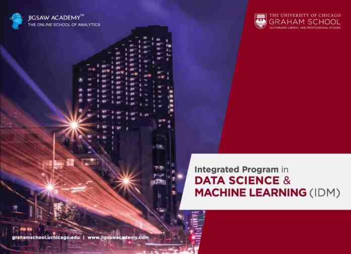 Jigsaw Academy in association with University of Chicago launches an Integrated Program in Data Science and Machine Learning