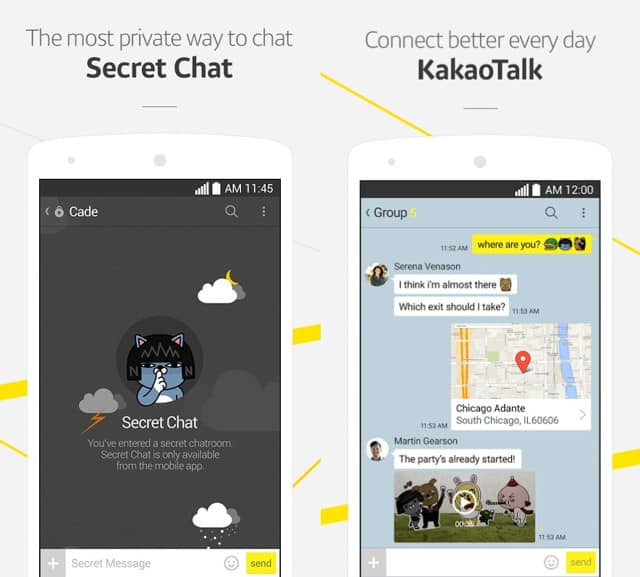 best-voip-service-for-android-kakaoalk