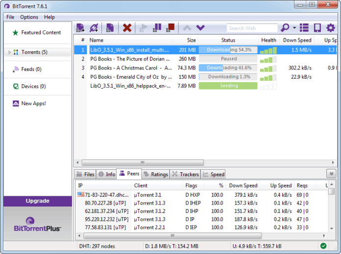 bittorrent-alternative-for-utorrent