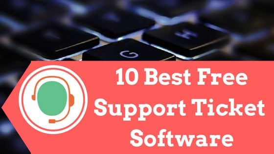free customer support ticket software