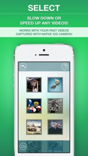 Top 12 Slow Motion Video Apps for iPhone and Android 1