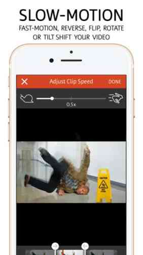 6 videoshop video editor ios