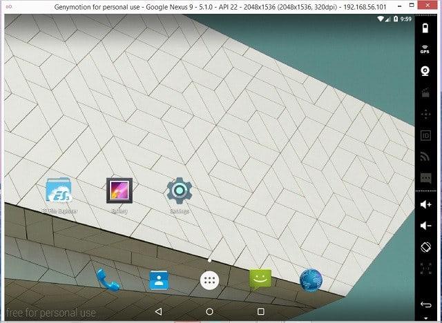 GenyMotion-Android-Emulator-6