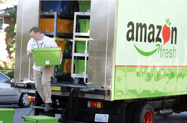 amazon groceries and pantry