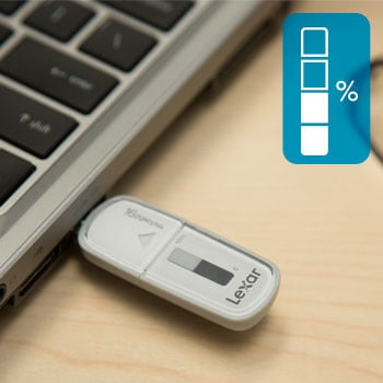 usb stick memory indicator useful gadgets