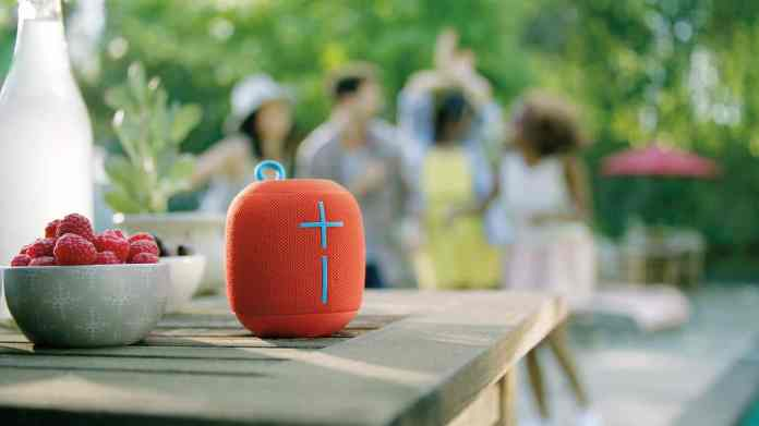 Ultimate Ears Launches Wonderboom Speakers - Wireless and Waterproof 1