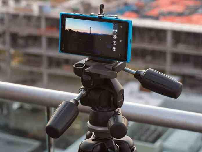 smartphone tripod mounts