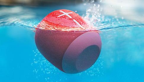 Ultimate Ears Launches Wonderboom Speakers - Wireless and Waterproof 2