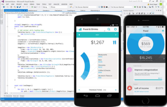 xamarin application development