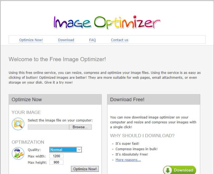 Top 5 Best Image Optimizers - High Quality Images at Reduced File Size 3