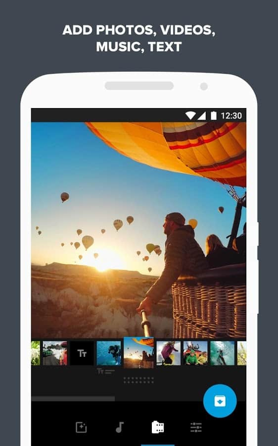 Top 10 Best Video Editing Apps for Android - Create, Edit and Share 5