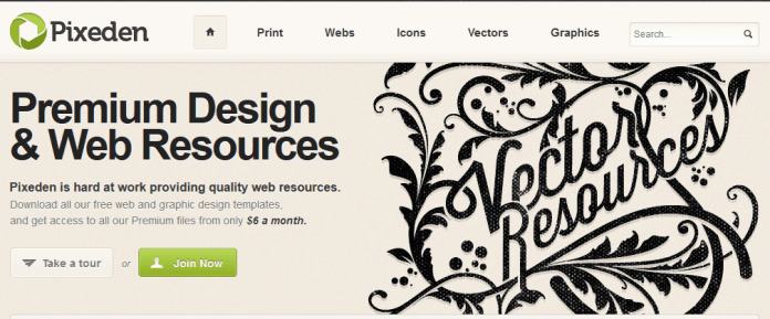 Top 12 Sites to Get High Quality Free Design Templates 6