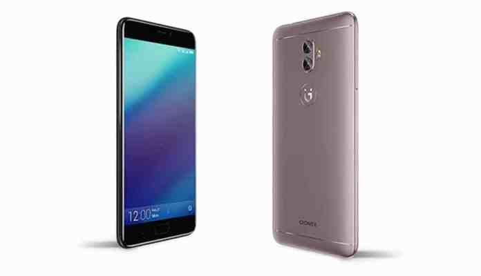 gionee a1 plus model