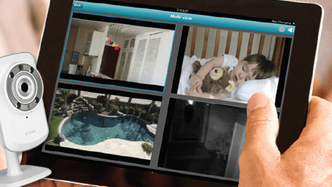 home monitoring systems