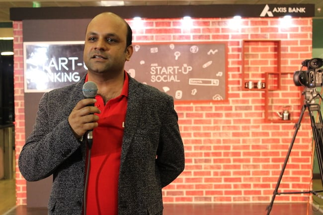 lucious ceo at axis startup social