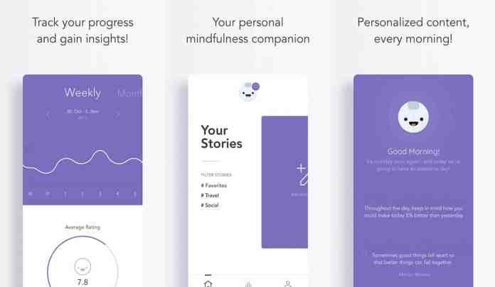 TechGyo_Reflectly App