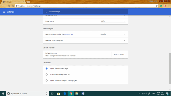 How to change the default search engine in Chrome - Read and Learn! 4