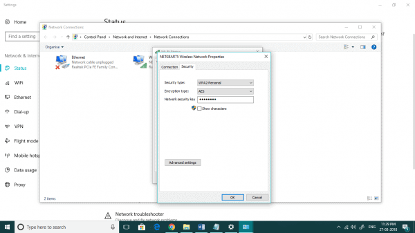 Answered: How to find wifi password on Windows 10 19