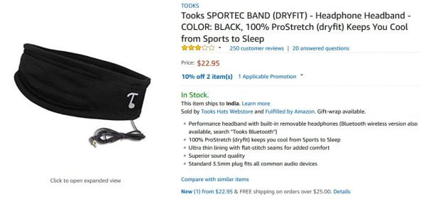 Top 5 Best Sleeping Headphones Which You can Get For Yourself 6
