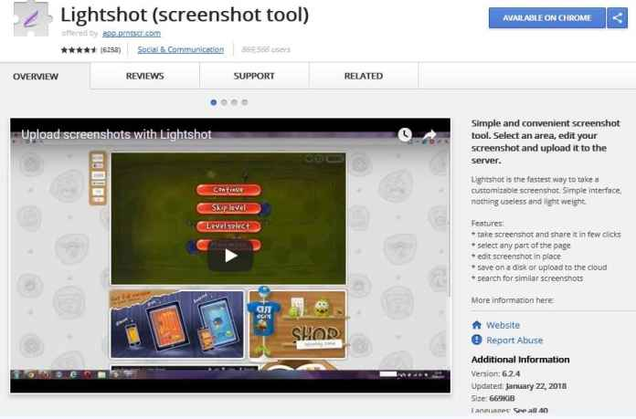 Lightshot Screenshot Tool, The Best Screen Capture Tool You'll Ever Need 4