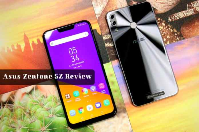 Asus Zenfone 5Z Review _ TechGYO