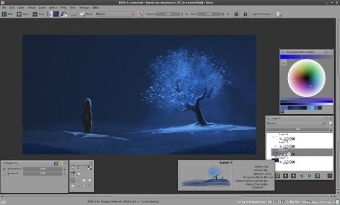 Image result for Krita Designer