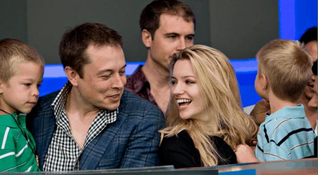 Elon Musk children