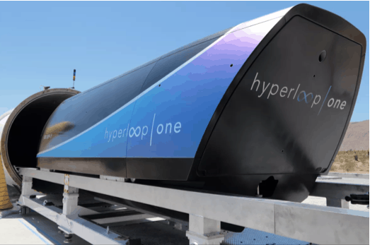 Elon musk hyperloop one