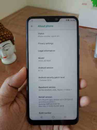 Asus Zenfone Max Pro M2 X01BDA Review - This All round performer won't disappoint. 4