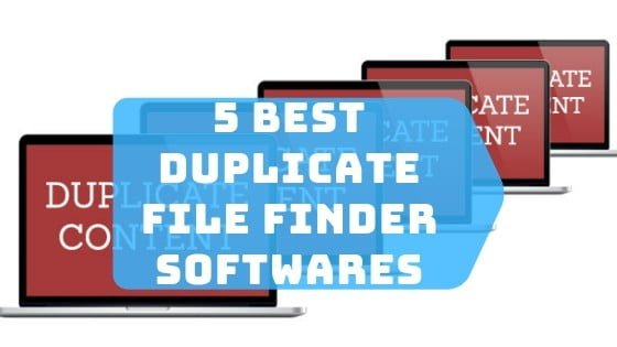 best duplicate finder software