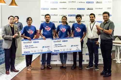 Meet the Startups From the first batch of Yesbank Datathon 4
